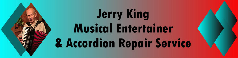 Jerry King Accordion Repair and Tuning